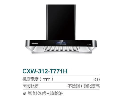 CXW-312-T771H