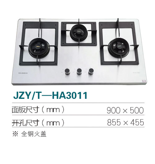 JZY/T—HA3011