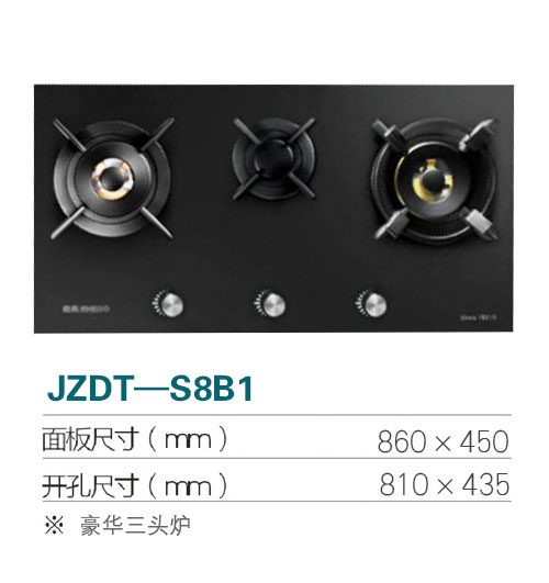 JZDT—S8B1
